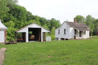 Yard and additional building