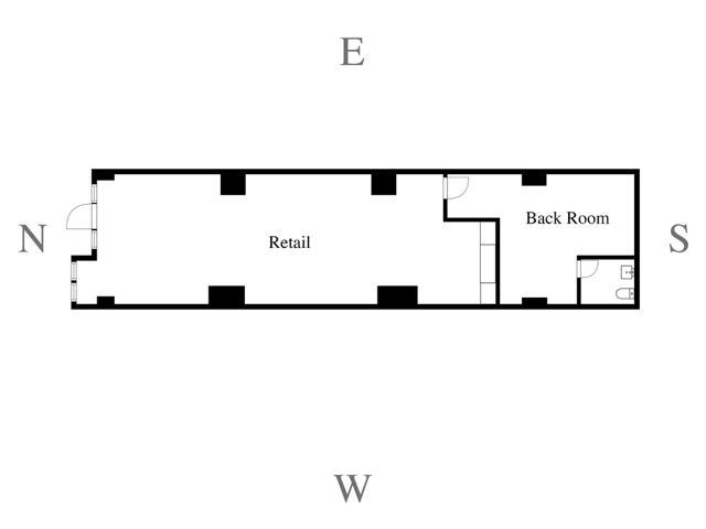 540 Lincoln Road Floorplan