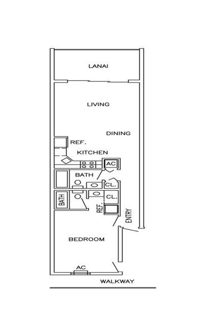 4116 Bayside Villas Floor Plan