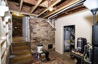 Extra Storage in Basement