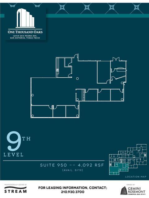 Suite 950
