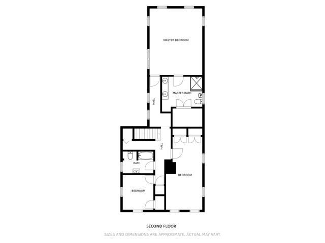 56 North Summer - Second Floor