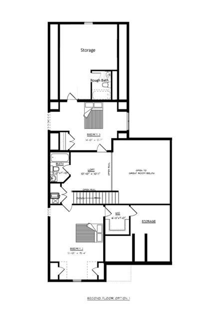3015 Glen Valley Drive Second Floor