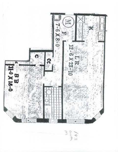 143 Garth 3M Floor Plan