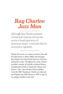 Ray Charles: Jazz Man