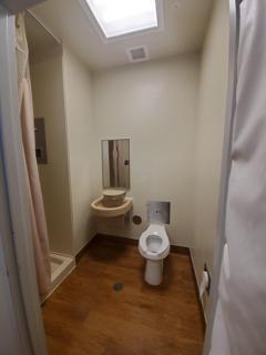 Patient Bathroom