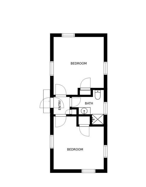 Guest House Floor Plan