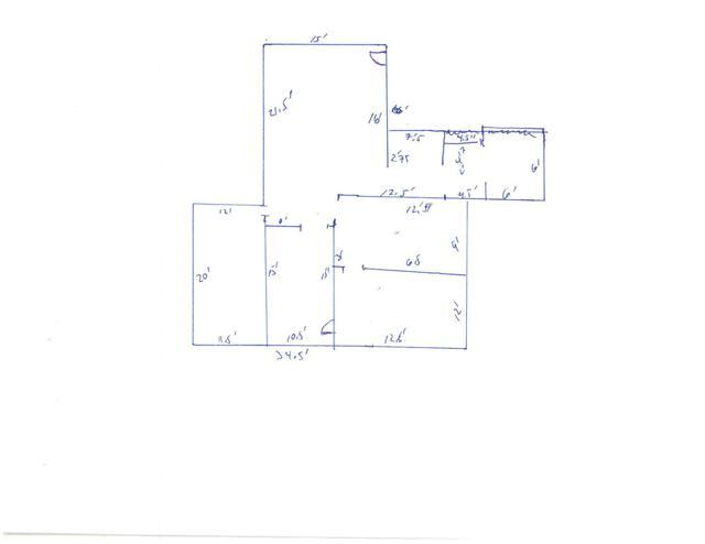 3060 Mercer University Drive Floor Plan