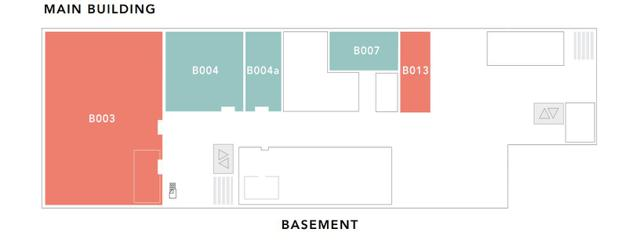 Main building 5 - basement