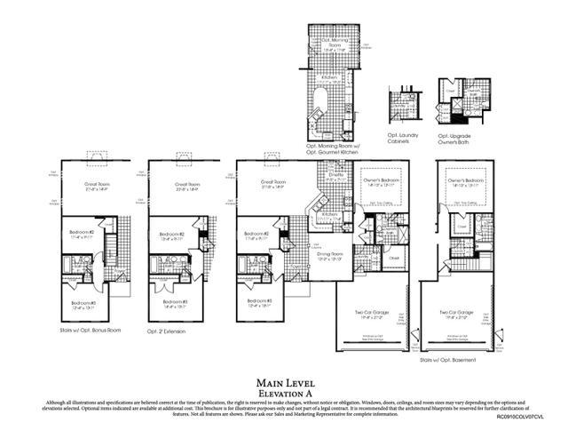 213 Larchmont Floor Plans1