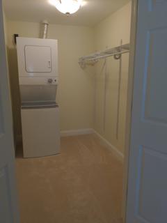 First Bedroom Closet