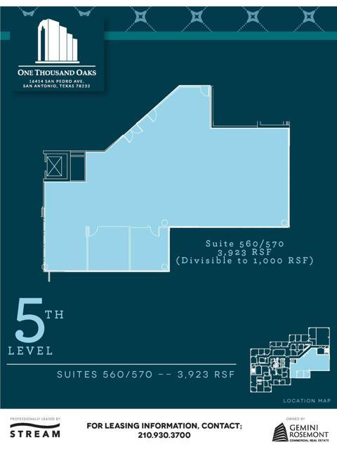 Suite 560/570