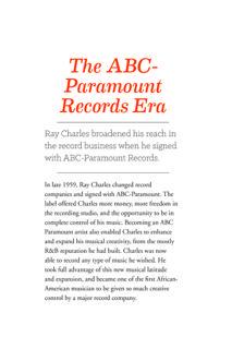 The ABC Paramount Era