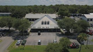 Aerial Front View