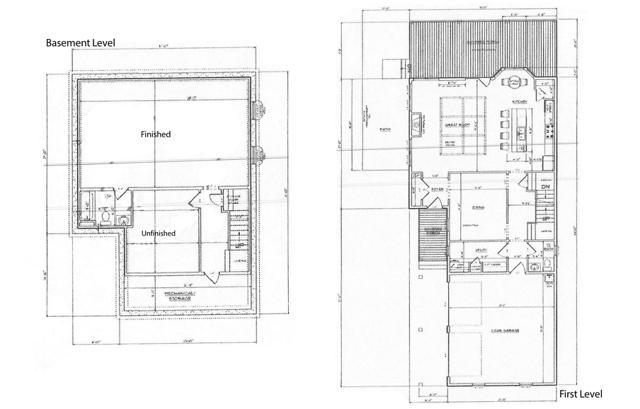 364 Claremont Lane Floor Plans 1