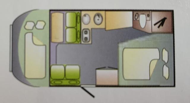 Avan Ovation M3 Floor Plan