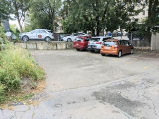Parking a block away for $175 per month