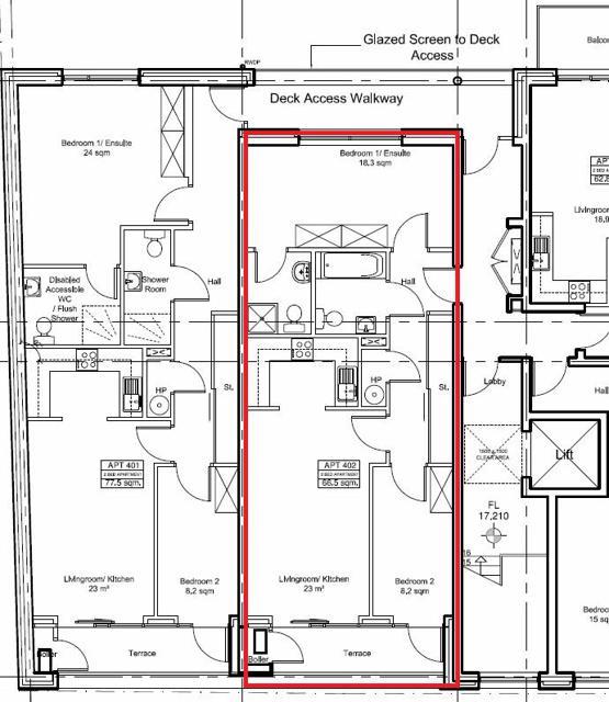 402 Floor Plans