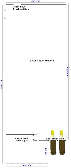 34550 Glendale layout