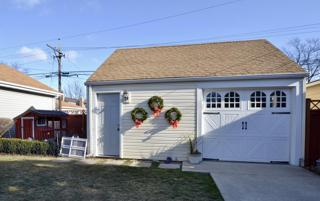 Garage and Chicken Coop