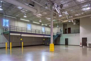 Warehouse View & Mezzanine