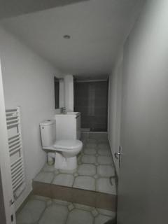 Salle d'eau + WC