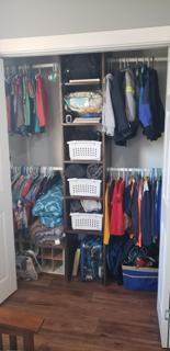 Closet # 3