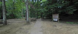 The Entrance - Ash Cave