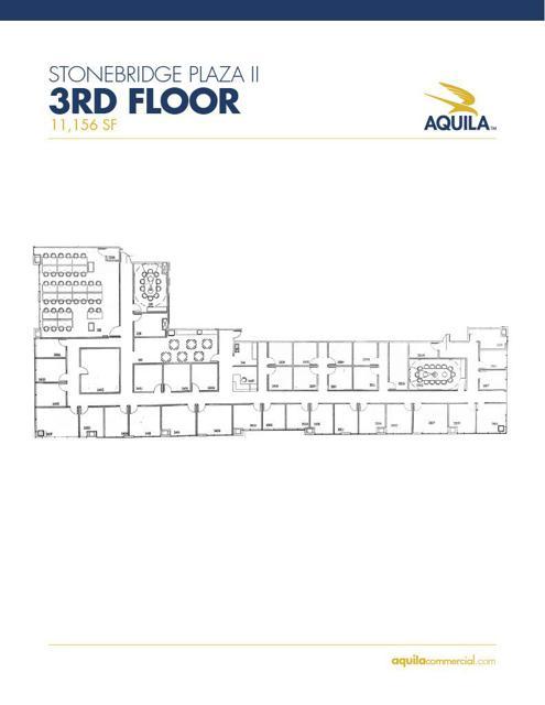 Stonebridge Plaza II 3rd Floor
