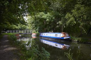 explore the local tow path