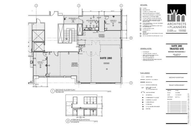 WP 1 Suite 280 Floor Plan