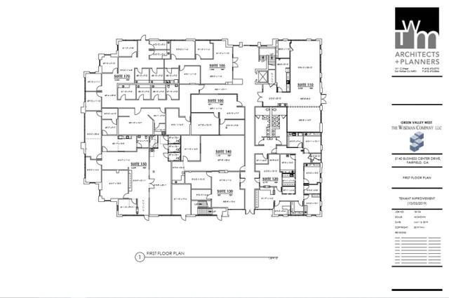 GVW First Floor Plan