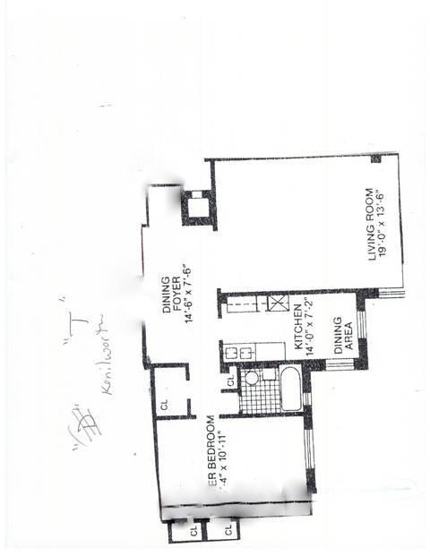 142 Garth TT line floor plan