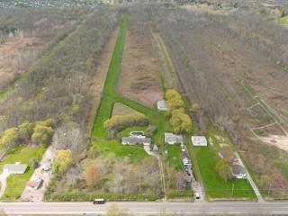 Aerial View of the Entire Property.