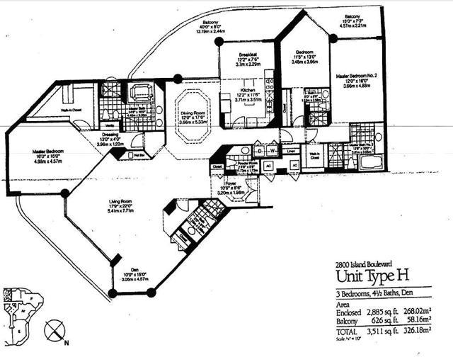 01 Floorplan 2800 Building