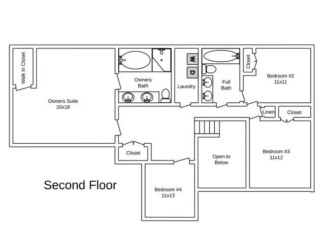 450 Labrador Lane Floorplans 2