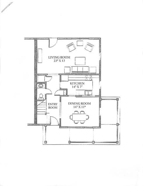 230 Remington Place Floor Plan 1