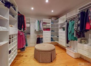 His & Hers Closet