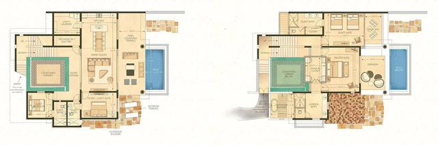 Verdemar Villas General Floor Plan