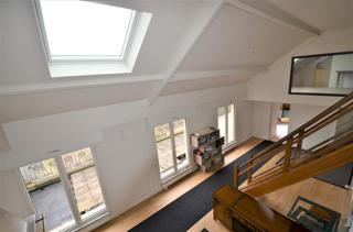 Vue mezzanine 2