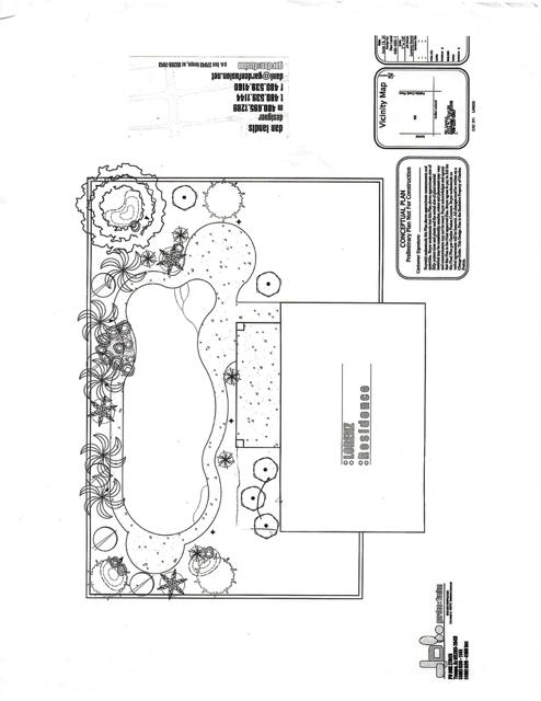 Pool sketch
