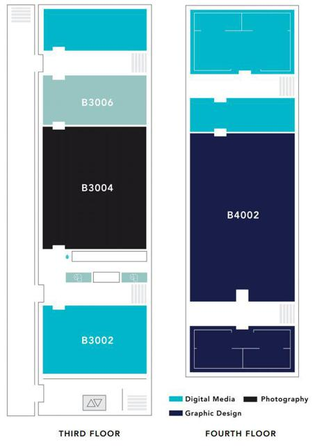 Barracks Floors 3-4