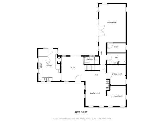 56 North Summer - First Floor