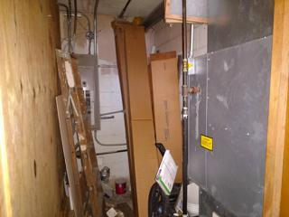 Furnace breakers door 6