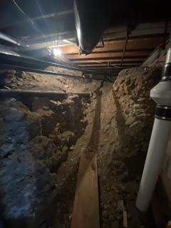 Crawlspace Access