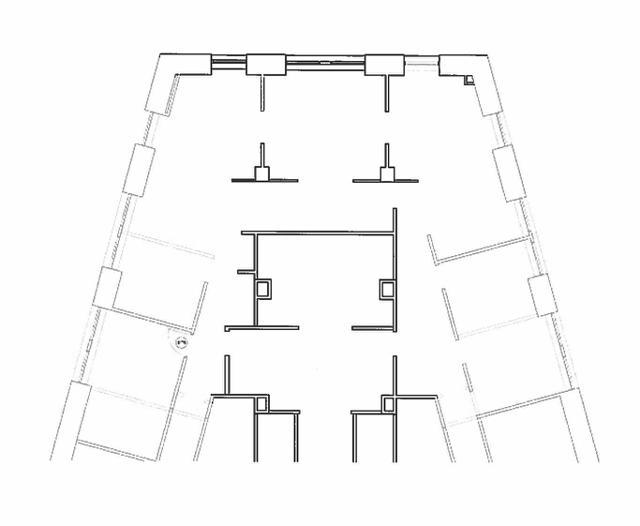 Hurt Building Suite 1100 Floor Plan