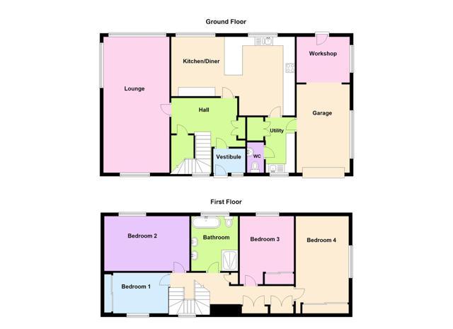 Floorplan - 6 West Burnside Thurso