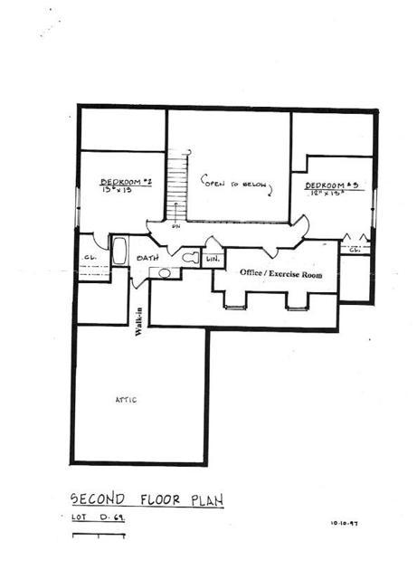 3376 Dunscroft Court Floor Plans 2