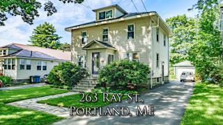 00 - 263 Ray St., Portland, ME
