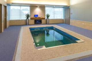 Pool - Hydroworx® Warm Water Therapy